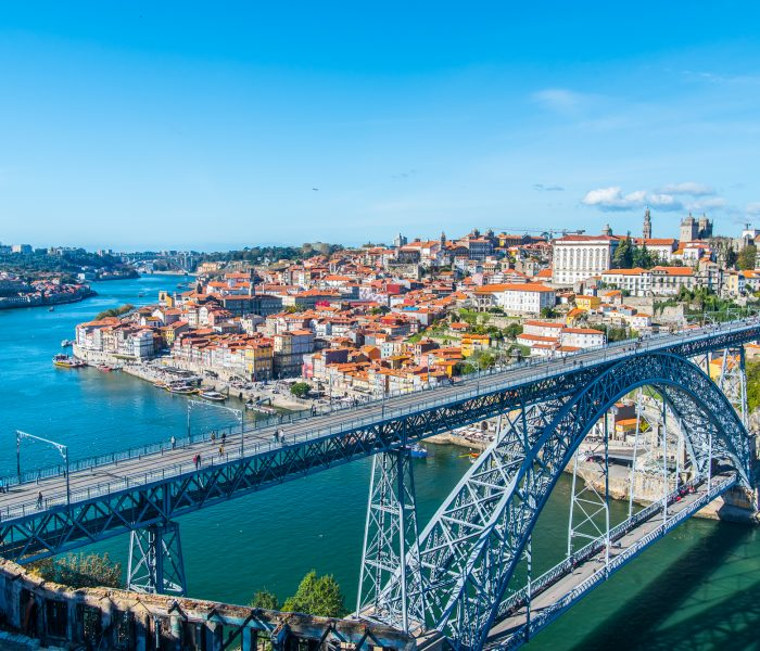 Views over Porto