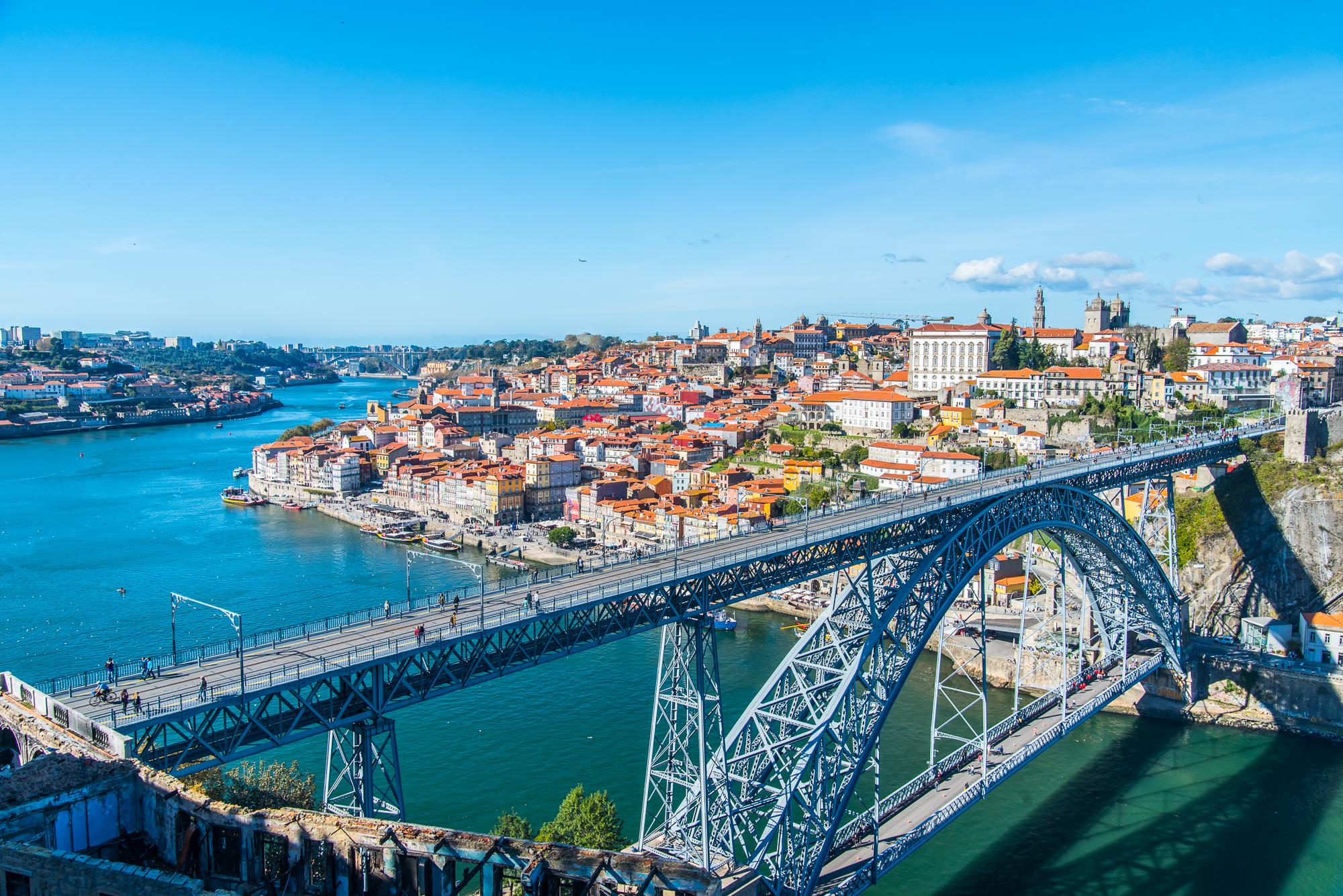 Views over Porto