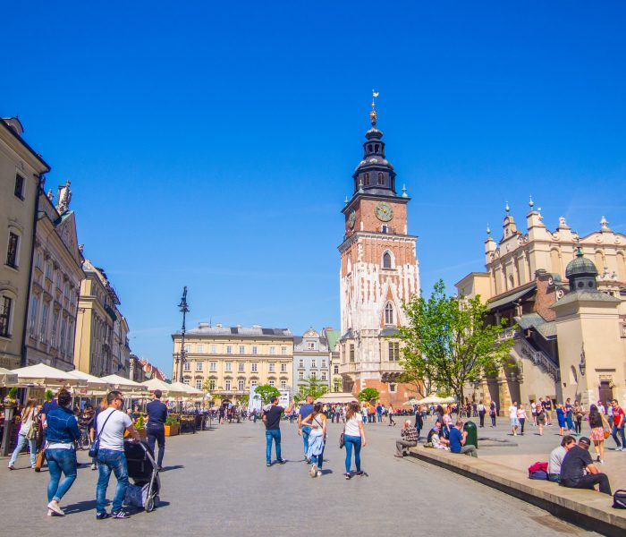 Weekend in Kraków