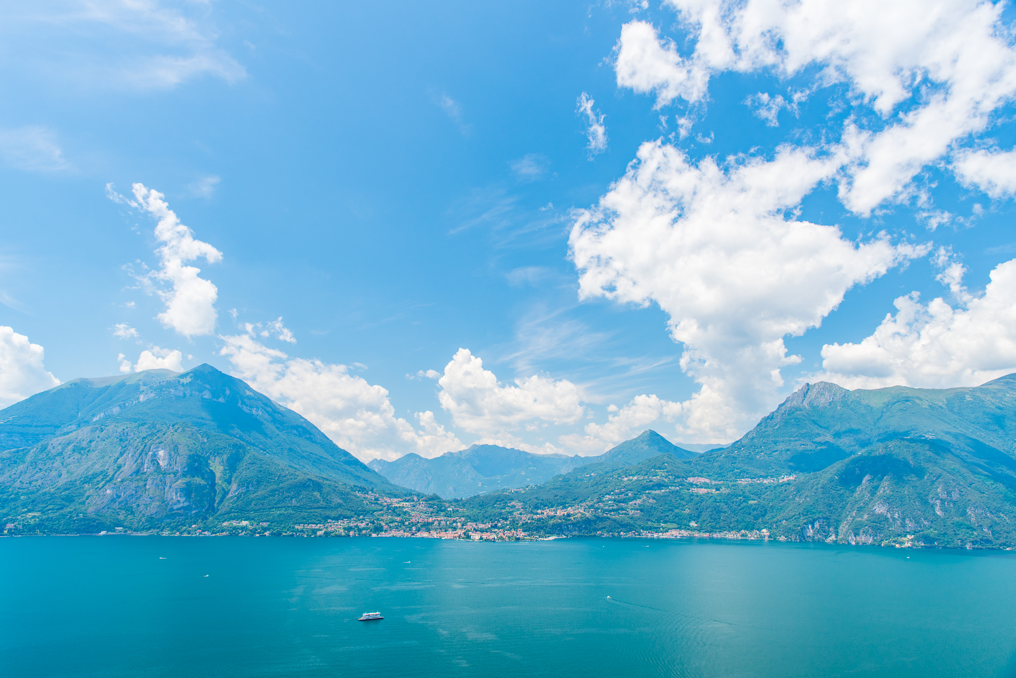 A weekend by Lake Como