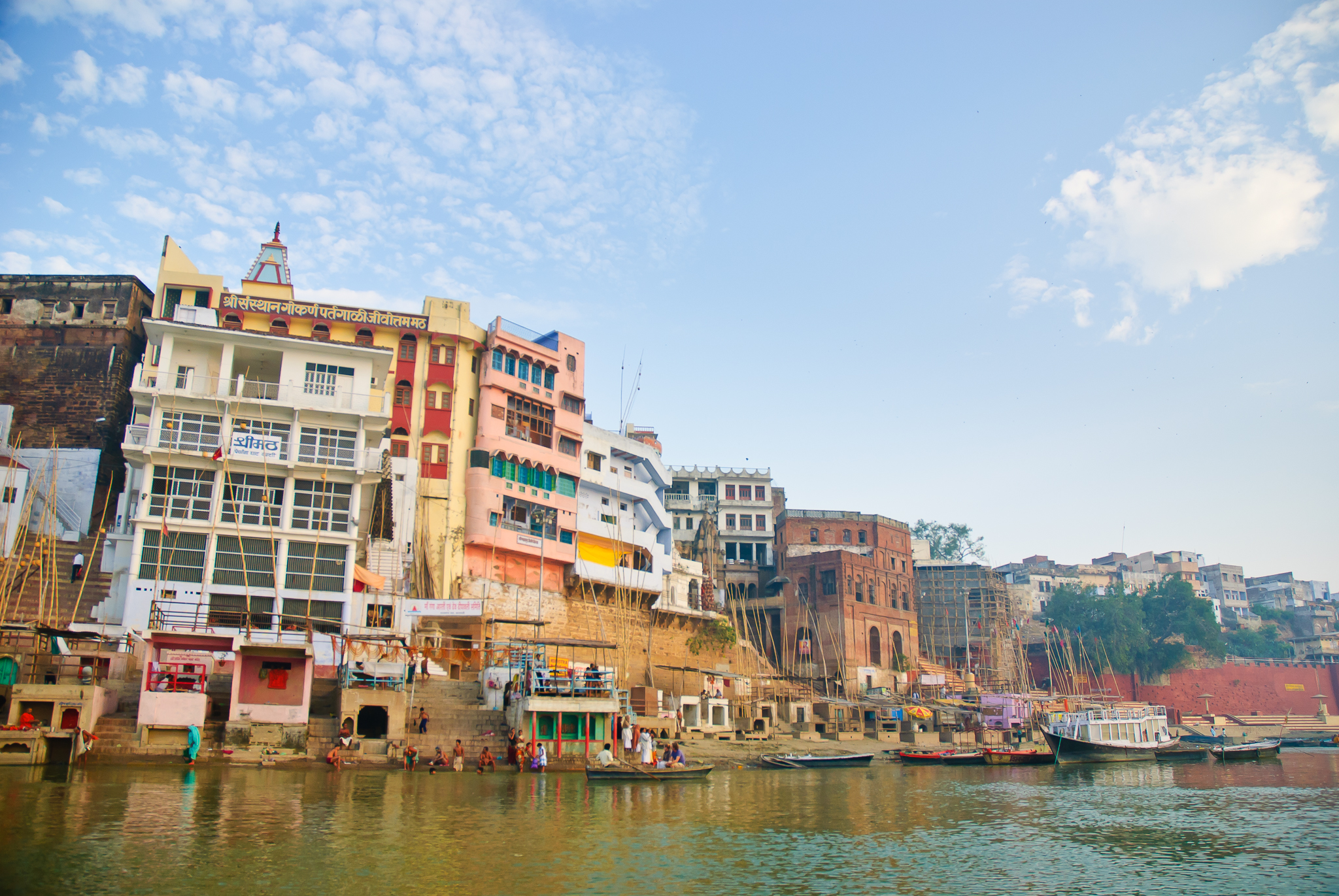 Two weeks of traveling in India – My first visit to Asia