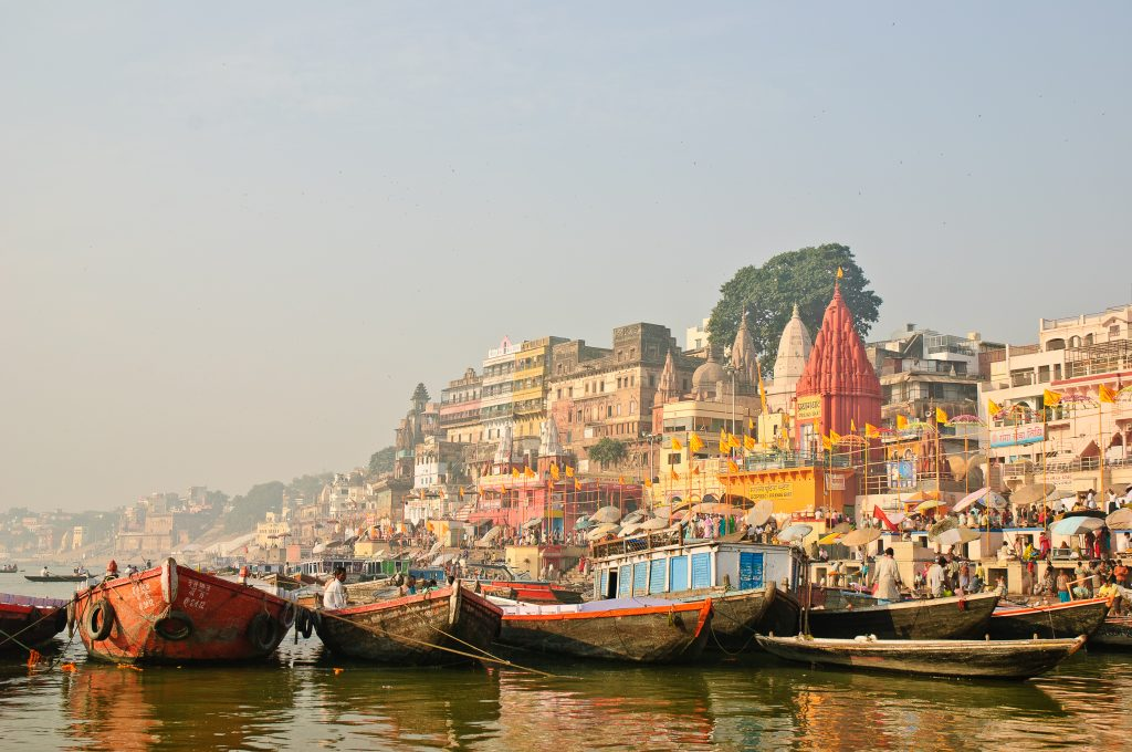 Varanasi – The holiest city in the world